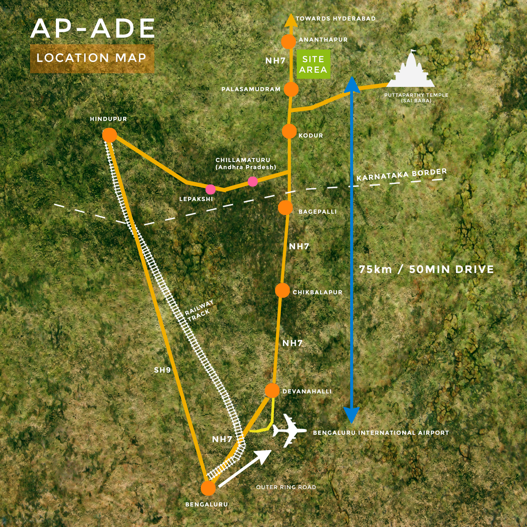 Andhra Pradesh Aerospace & Defence and Electronics Park (AP-ADE)